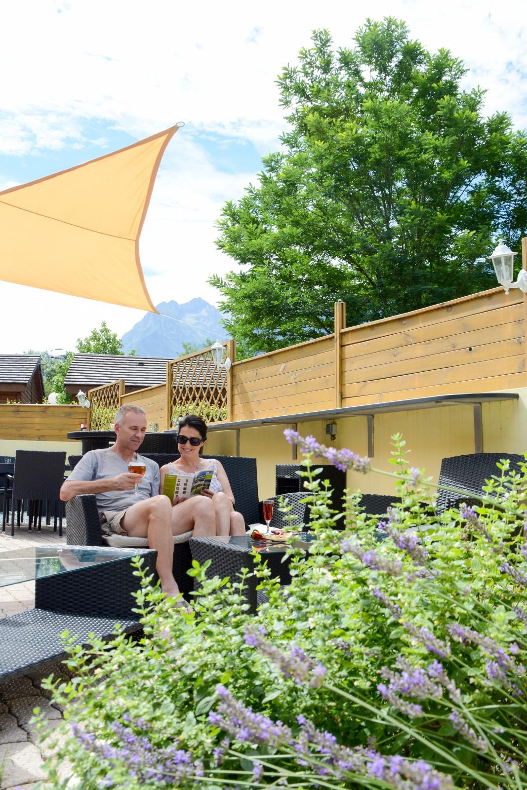 Camping A la Rencontre du Soleil - Franse Alpen - Frankrijk - Go4Holiday